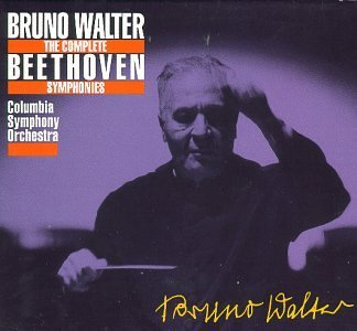 L.V. Beethoven Sym 1 9 Comp Walter Columbia So