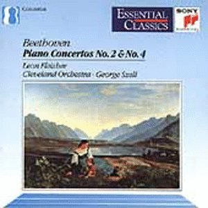 L.V. Beethoven Con Pno 2 4 Fleisher*leon (pno) Szell Cleveland Orch