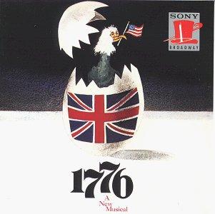 1776/Original Broadway Cast@Hecht/Howard/Buckley/Daniels@Ford/Poole/Vestoff/Holgate