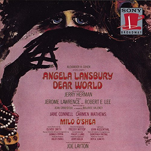 Cast Recording Dear World Lansbury Connell Mathews