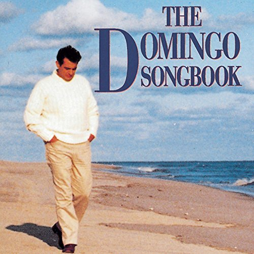 Placido Domingo Domingo Songbook Domingo (ten)