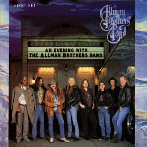 Allman Brothers Band Evening With The Allman Brothe