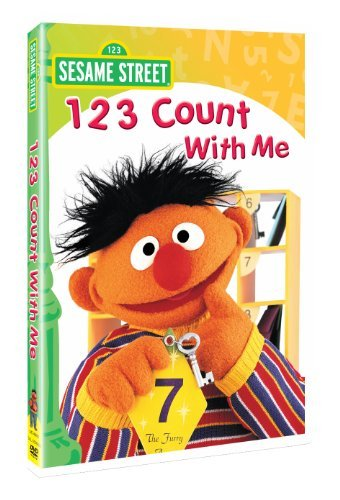 1 2 3 Count With Me Sesame Street Chnr