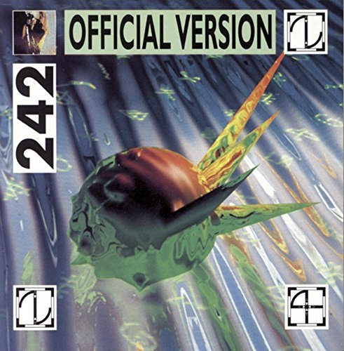 Front 242/Official Version@This Item Is Made On Demand@Could Take 2-3 Weeks For Delivery