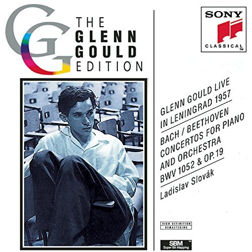 Glenn Gould/Live In Leningrad 1957