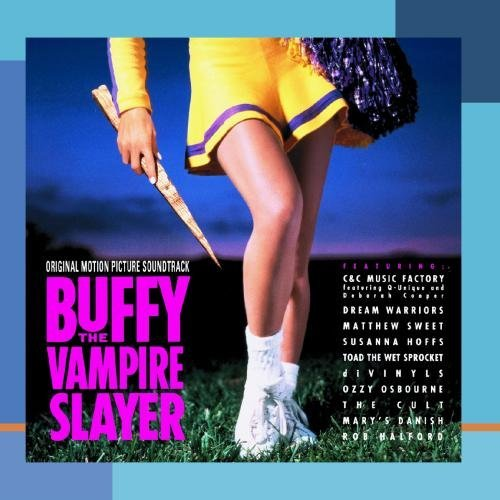 Buffy The Vampire Slayer Soundtrack This Item Is Made On Demand Could Take 2 3 Weeks For Delivery