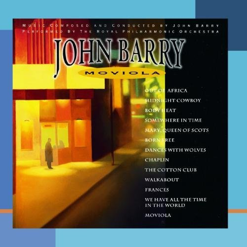 John Barry Moviola CD R