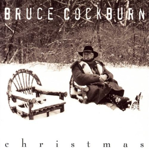 Bruce Cockburn Christmas CD R