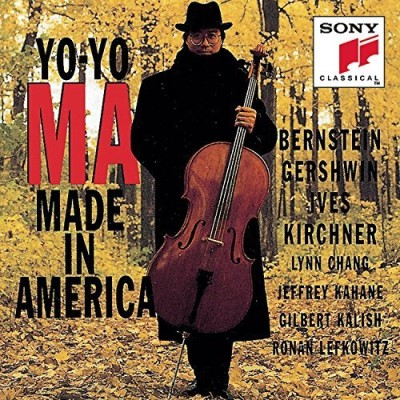 Yo Yo Ma Made In America Ma (vc) Kahane Chang Kalish +