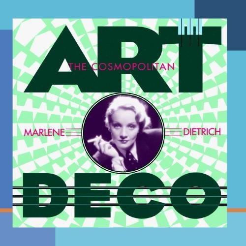 Marlene Dietrich/Art Deco-Cosmopolitan Marlene@This Item Is Made On Demand@Could Take 2-3 Weeks For Delivery