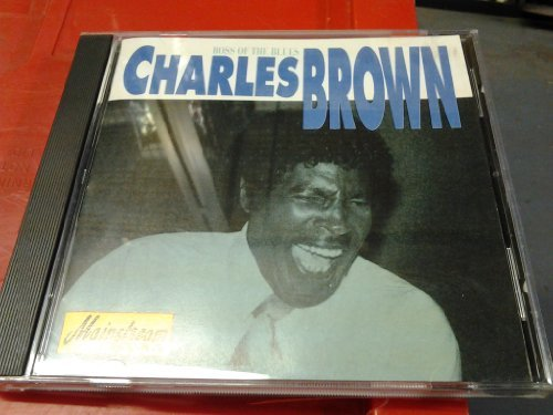 Charles Brown/Boss Of The Blues@Feat. Dimples Tee/Afro Rican