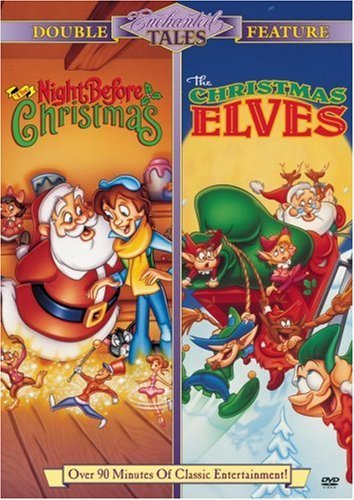 Enchanted Tales Night Before Christmas Christm Clr Chnr 2 On 1