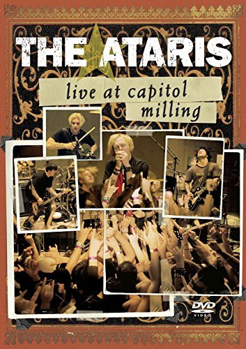 Ataris Live At Capitol Milling