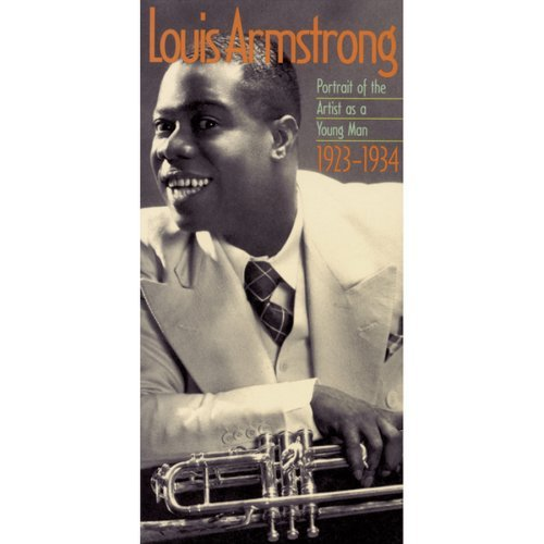 Louis Armstrong Portrait Of The Artist As A Yo 4 CD Box Set Incl. 80 Pg. Book