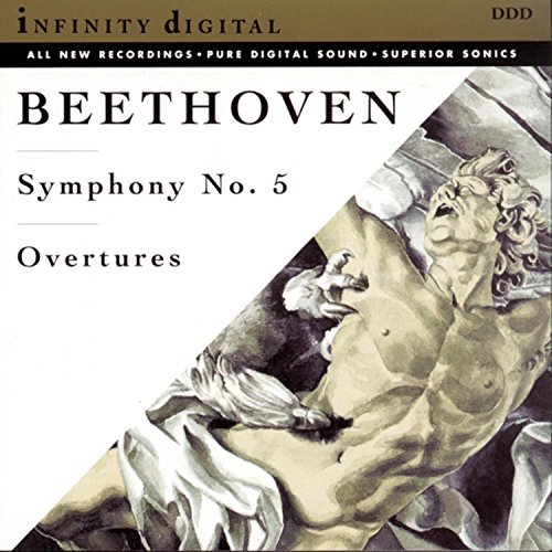 Ludwig Van Beethoven Symphony No 5 Overtures Titov St. Petersburg New Phil