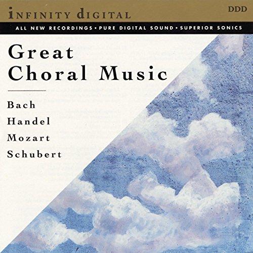Great Choral Music/Great Choral Music@Handel/Bach/Mozart/Schubert@Gounod