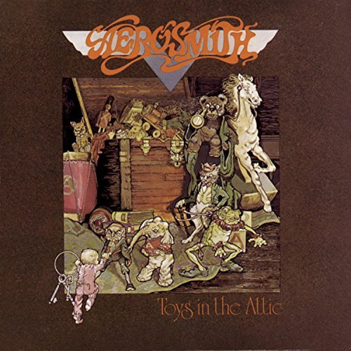 Aerosmith Toys In The Attic Lmtd Ed. Remastered