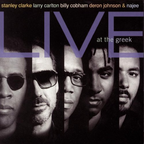 Stanley Clarke/Live At The Greek@This Item Is Made On Demand@Could Take 2-3 Weeks For Delivery