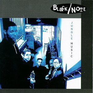 Black Note Jungle Music