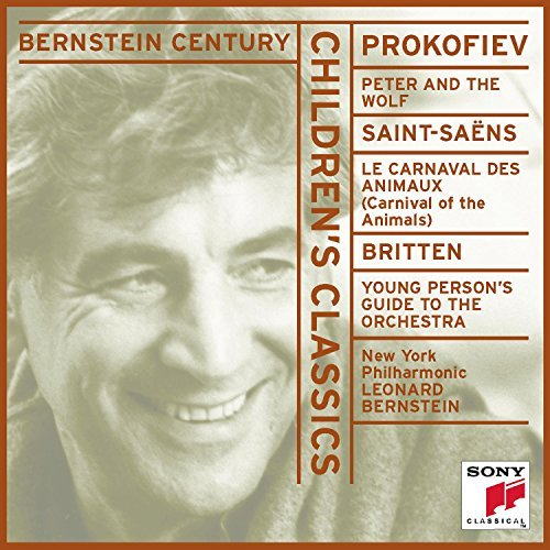 Prokofiev Saint Saens Britten Peter & The Wolf Carnival Of T Bernstein New York Po
