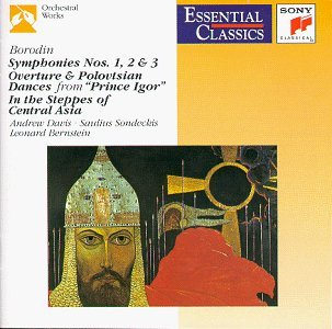 A. Borodin/Sym 1-3/Ovt & Polovtsian Dance@Various
