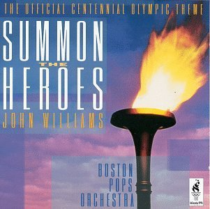 Williams John Summon The Heroes Tanglewood Fest Chorus Williams Boston Pops Orch