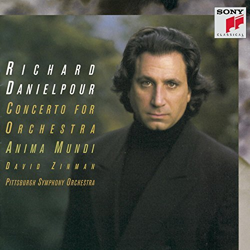 R. Danielpour Concerto For Orchestra Zinman Pittsburgh So