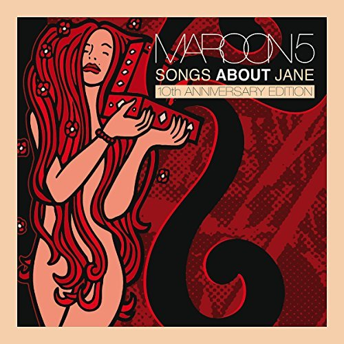 Maroon 5 Songs About Jane (10th Anniver Deluxe Ed. 2 CD