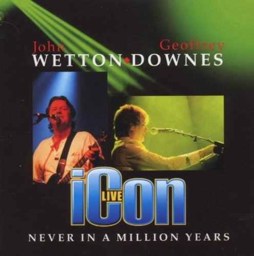 Wetton Downes Never In A Million Years Import Ita