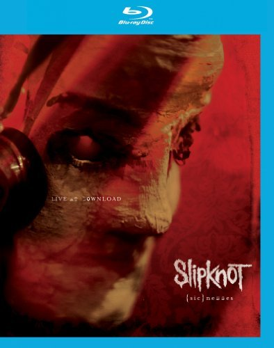 Slipknot (sic)nesses Live At Download Blu Ray