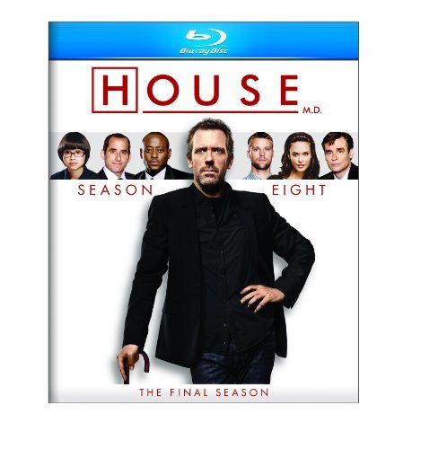 House Season 8 Final Season Blu Ray Nr 5 Br