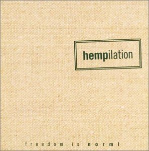 Hempilation Vol. 1 Freedom Is Norml Black Crowes Marley Sublime Hempilation
