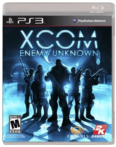 Ps3 Xcom Enemy Unknown Take 2 Interactive M