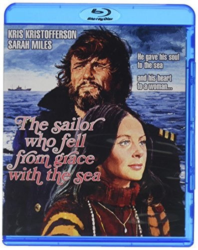The Sailor Who Fell From Grace With The Sea Kristofferson Miles Blu Ray R