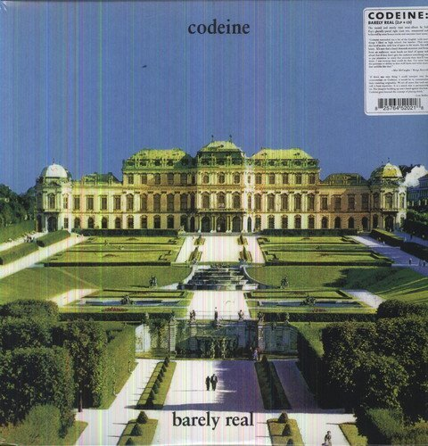 Codeine Barely Real (vinyl) 2 Lp Incl. CD