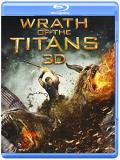 Wrath Of The Titans 3d Worthington Neeson Fiennes Hus Blu Ray Ws Nr Incl. DVD Uv Dc