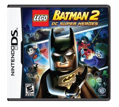Nintendo Ds Lego Batman 2 Whv Games E10+