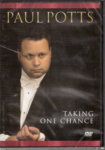 Paul Potts Taking One Chance