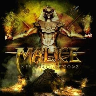 Malice New Breed Of Godz Incl. DVD