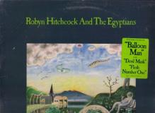 Robyn Hitchcock & Egyptians Globe Of Frogs [vinyl]