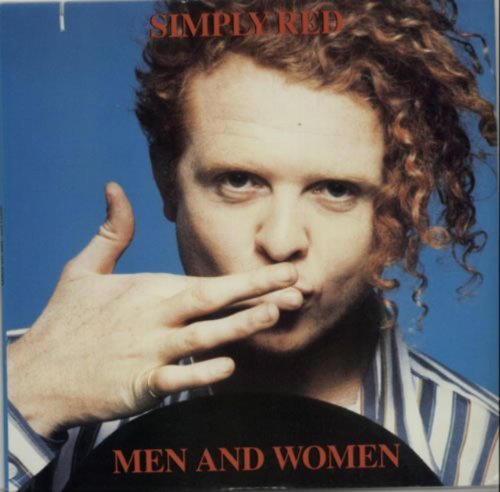 Simply Red Men And Women Lp