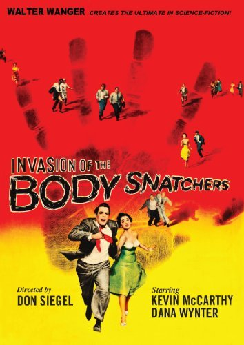 Invasion Of The Body Snatchers Mccarthy Wynter Jones DVD Nr