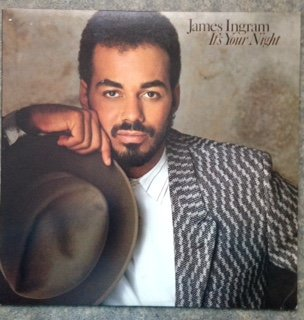 James Ingram It's Your Night Lp