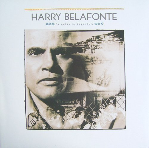 Harry Belafonte Paradise In Gazankulu (1988) Vinyl Record [vinyl Lp]