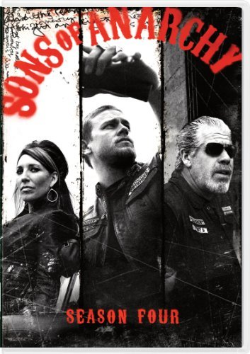 Sons Of Anarchy Season 4 DVD Nr
