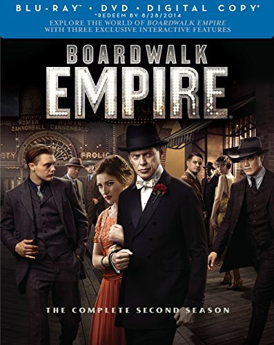 Boardwalk Empire Season 2 Blu Ray Nr