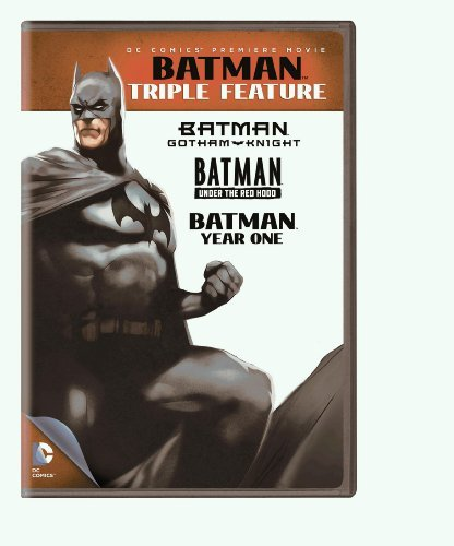 Batman Triple Feature DVD Nr