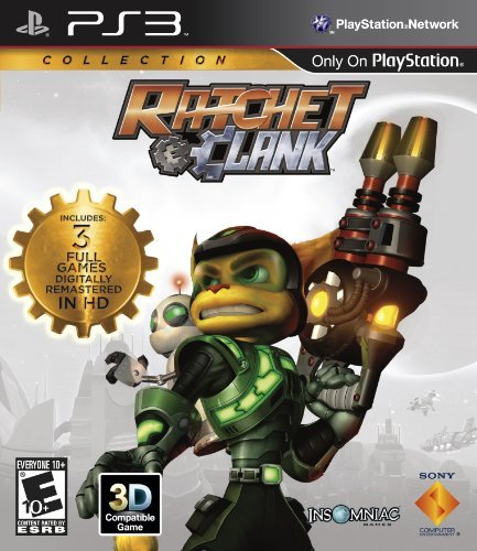 Ps3 Ratchet & Clank Hd Collection