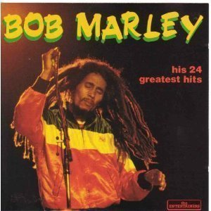 Bob Marley 24 Greatest Hits