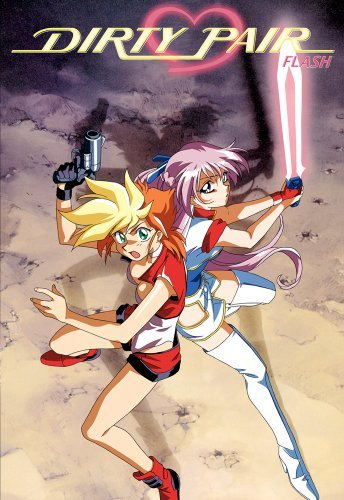 Dirty Pair Flash DVD Collecti Dirty Pair Flash Jpn Lng Eng Dub Sub Nr 3 DVD